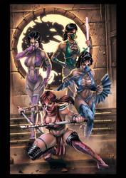 MK - Bloody Angels by xavor85