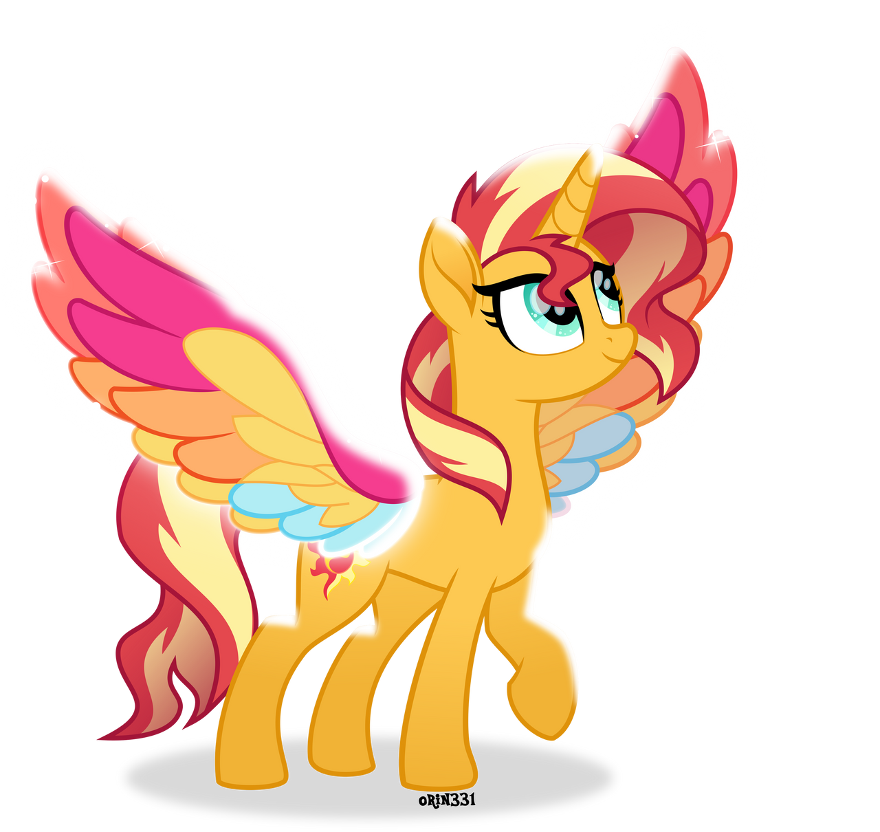 rainbow_wings_sunset_shimmer_by_orin331_