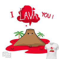 I Lava you by Pacari-Design