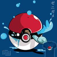 Water Starter by Pacari-Design