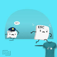 Escape by Pacari-Design