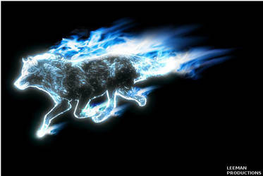 Spirit Wolf by leeman1337