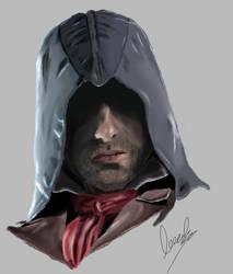 Arno Assassin's Creed: Unity by leeman1337