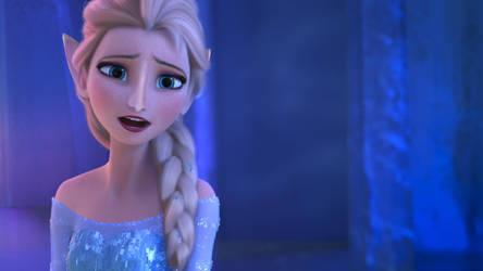 Elven Elsa by leeman1337