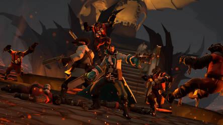 Demon Hunting by leeman1337