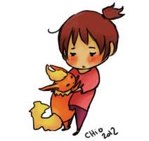 But I'm sleepy by ChioWantsToFly