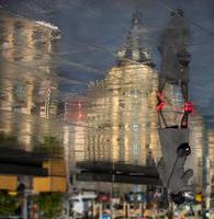 Plaza Universitat by DRIVINGYOU