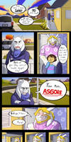 Undertale: Visitation [UNDERTALE SPOILERS] by FastAndDelicious