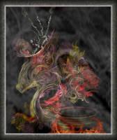 Dark Shaman by rhesusmonkey