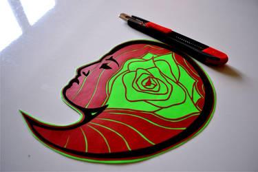 Rose or something... by tehAne5ta