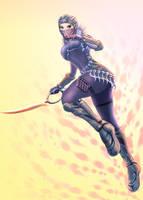 Black Phoenix by whiteguardian