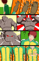 Mike into Golem TF Comic page 6 by whiteguardian