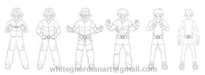 Ash into Beast Boy TF by whiteguardian
