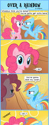 Over a Rainbow - Clop Lite by TheXxxX