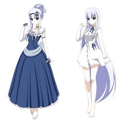 Angel Ravensdale - Kuroshitsuji OC by AnimeRPer1998
