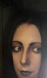 me in vampiresque version by KuKiA