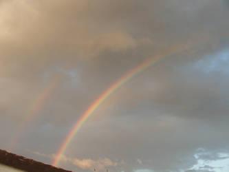 Rainbows by Dvenas
