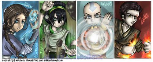Avatar Virus. by lovesoraxx
