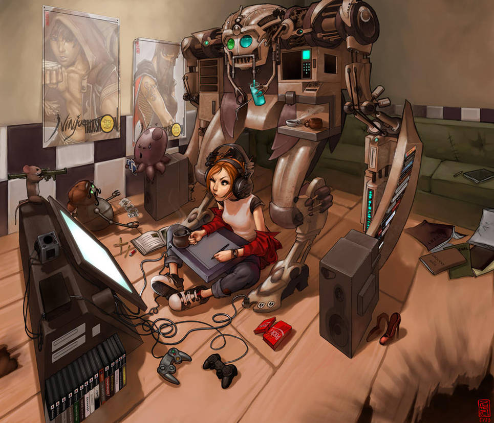 The Workstation 2 by Jujika