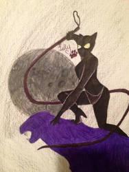 Kitty kat by tamaska8