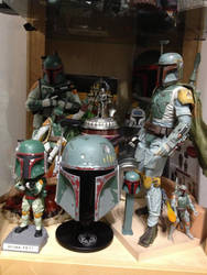 Boba Fett Collection 2014 - 4 by mMathab