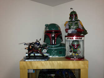 Boba Fett Collection 2014 - 1 by mMathab