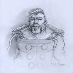 Asgardian by RonMaras