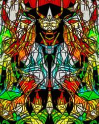 tribal totem  by jblackheart