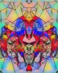 Colour blend by jblackheart