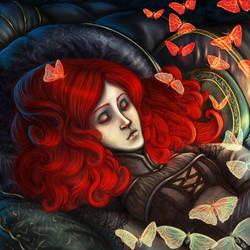 Sleeping Beauty by Loodwyne