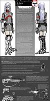 BtS Ref Sheet - Ai Syfer by EMP-83