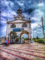 Gate HDR by PB08Arts