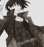 Darker Than Black: Hei by Hakaiisha
