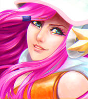 Arcade MF by ki-yeon