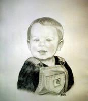 Child Portrait by ShyloLove