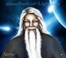Spirit Being: Adamu by ShyloLove