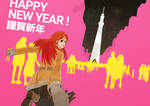 Happy New Year ! by Windvern