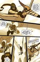 GGR: Round 3 Page 3 by sketchmasterskillz