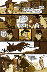 GGR: Round 4 Page 1 by sketchmasterskillz