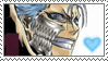 Club submition: Grimmjow Stamp by Grimmjow-FC