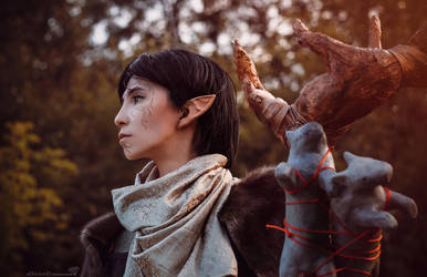 Merrill cosplay by OvoshPolufabrikat