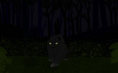night predator by luginsculpture47