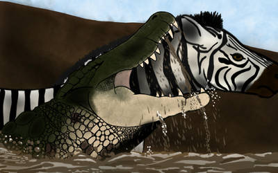 Nile king by luginsculpture47