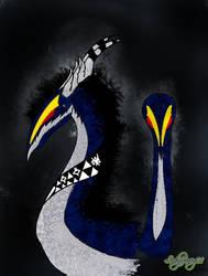 Evthi'Vonlyn Eytherathem - Adalisk Colored by LadyJaney01