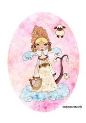 Little Angel by Thalyndra