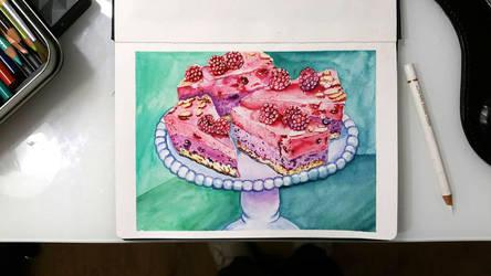 Foodillustration by Thalyndra