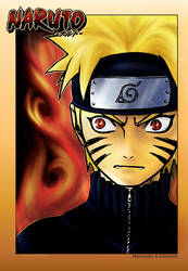 naruto 266 page 1 coloring by miknimator