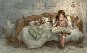 A bedtime story by ArtGalla