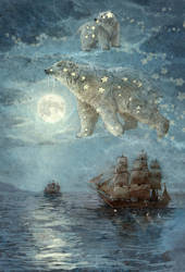 Bears star by ArtGalla