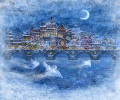 Magical Night by ArtGalla